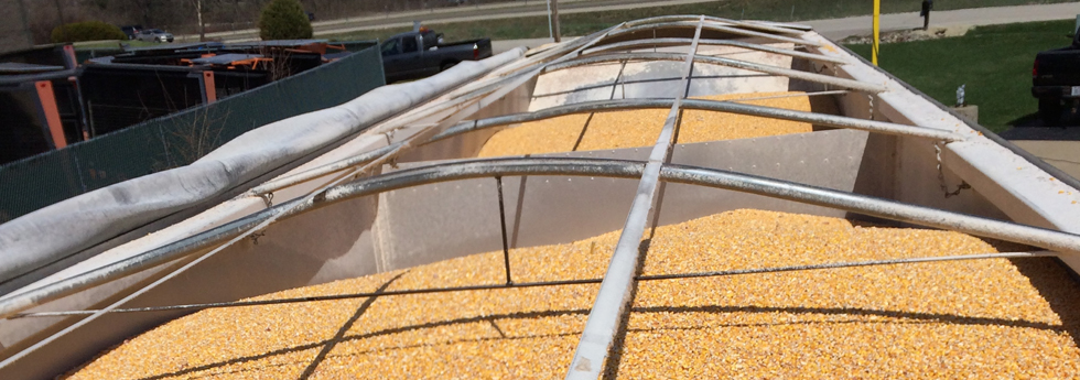 grain volume load scanner