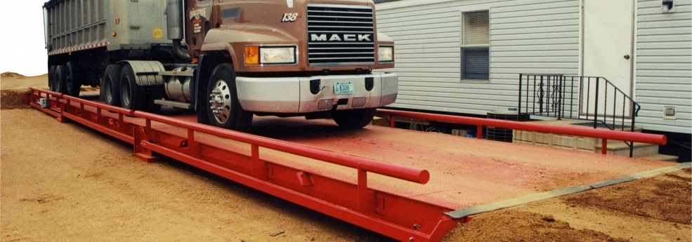 truck weighbridge scales