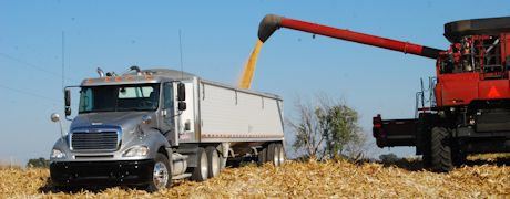 Image result for grain truck