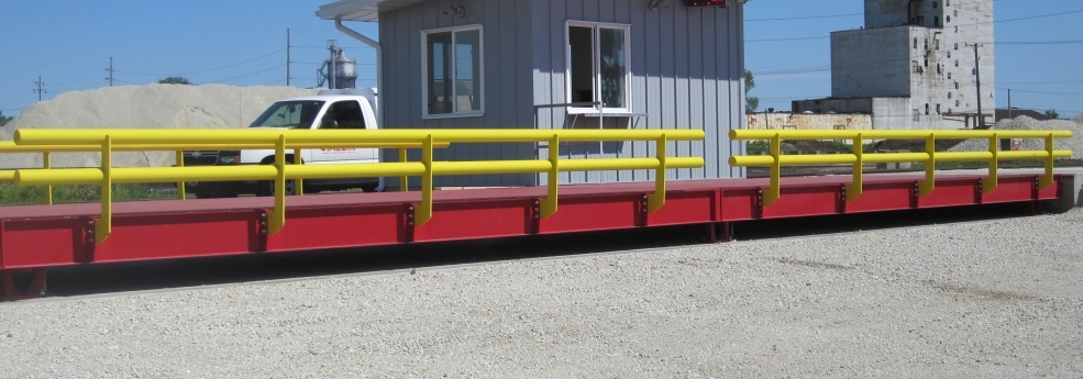 Steel Deck Weighbridge Truck Scale